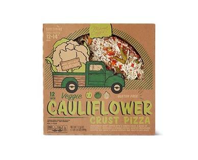 "Mama Cozzi's Pizza Kitchen 12"" Veggie Cauliflower Crust Deli Pizza"