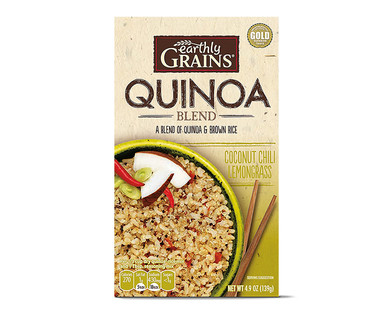 Earthly Grains Flavored Quinoa Blends View 1