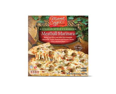 Mama Cozzi's Meatball Marinara Pizza View 1