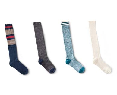 Serra Ladies' 2-Pack Boot Socks View 1