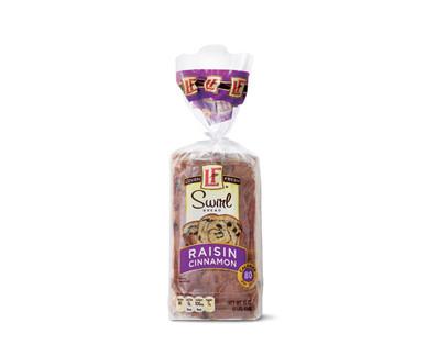 L'oven Fresh Cinnamon Raisin Bread