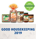 2019 Good Housekeeping Nutritionist Approved Emblem