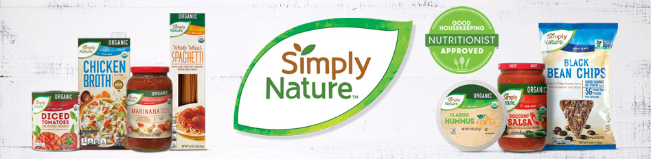 ALDI-Exclusive Simply Nature Products