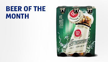 View Beer of the Month.