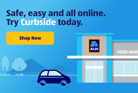 Safe, easy and all online. Try Curbside today. Shop Now