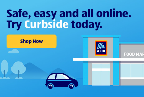 Safe, easy and all online. Try Curbside today. Shop Now.