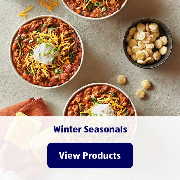Winter Seasonals. View Products.