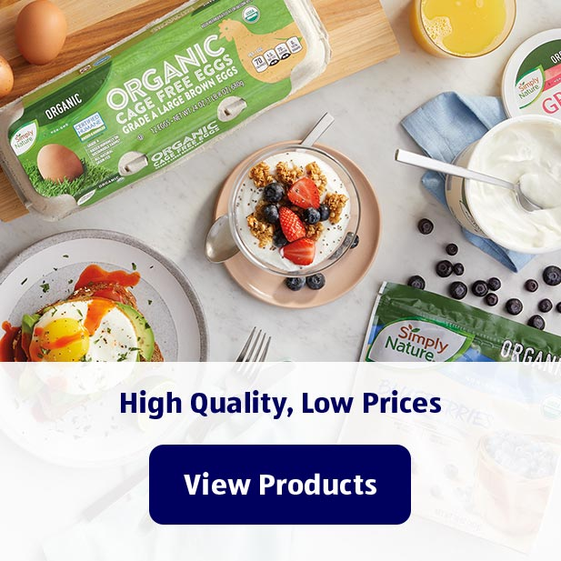 High Quality, Low Prices. View Products.