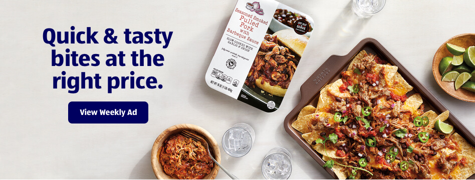 Quick & tasty bites at the right price. View Weekly Ad.