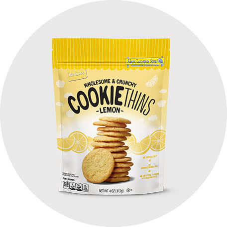 Benton's Lemon Cookie Thins