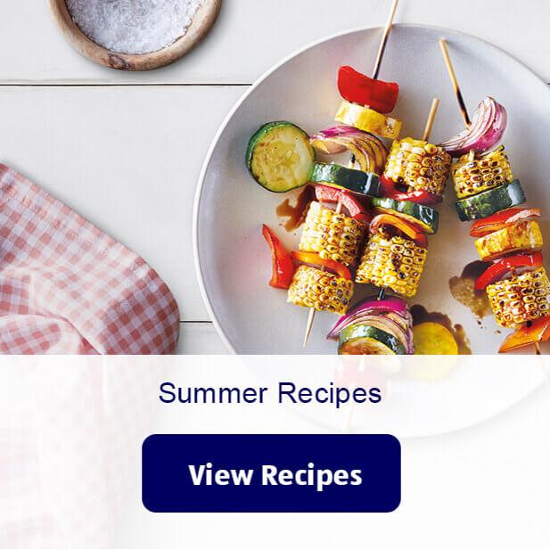 Summer Recipes. View Recipe.