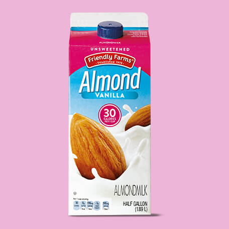 Friendly Farms Vanilla Almondmilk