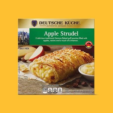 Deutsche Küche Imported Strudel