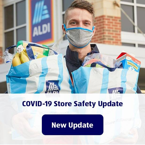 COVID-19 Store Safety Update. New Update.