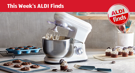 This Week's ALDI Finds