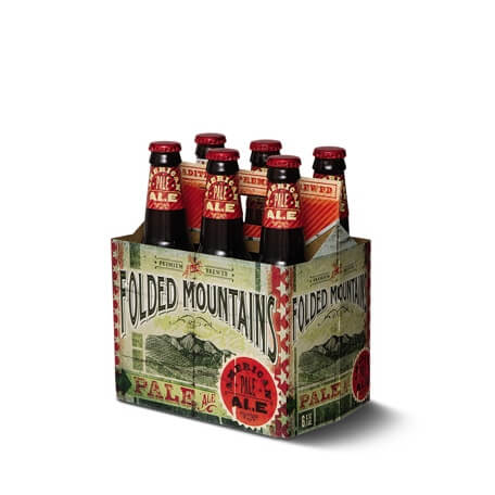 Folded Mountains Pale Ale