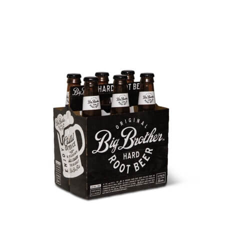 Big Brother Hard Root Beer