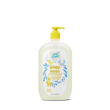 Little Journey Baby Wash