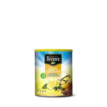 Benner Iced Tea Mix