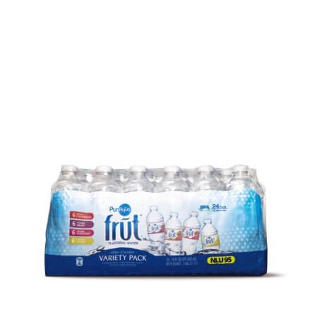 PurAqua Frut Flavored Water 24 Pack