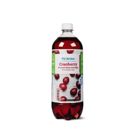 Fit & Active® Cranberry Flavored Water