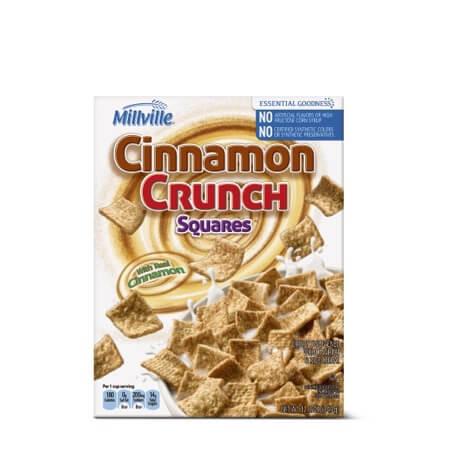 Millville Cinnamon Crunch Squares
