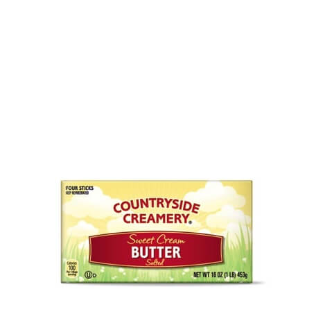 Countryside Creamery Butter Quarters
