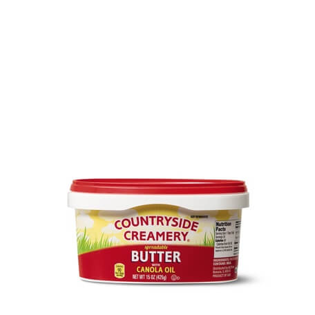 Countryside Creamery Spreadable Butter Assorted Varieties