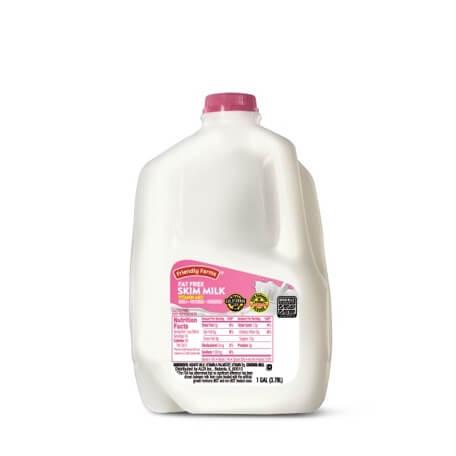Friendly Farms Skim Milk