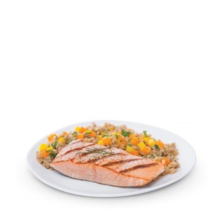 Fresh Atlantic Salmon