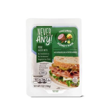 Never Any! Honey Ham