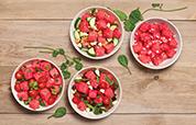 Mix and Match Watermelon Salads