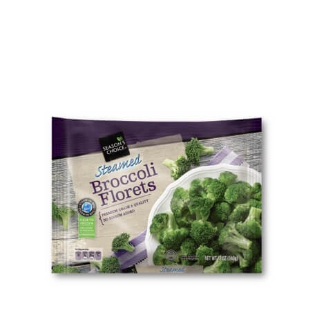 Season's Choice Steamable Broccoli Florets