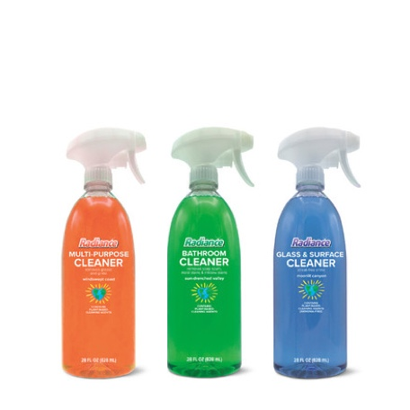 Radiance Household Cleaners - Assorted Varieties