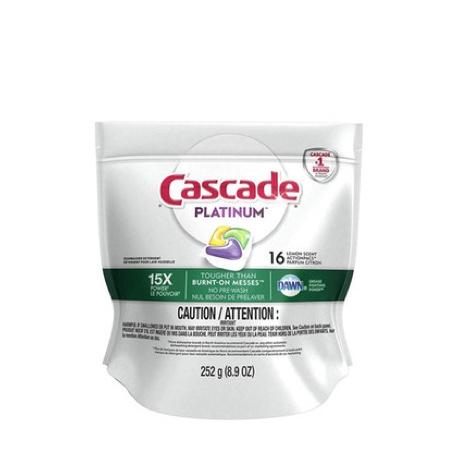 Cascade Platinum Fresh Scent ActionPacs