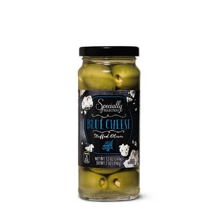 Specially Selected Blue Cheese Stuffed Queen Olives