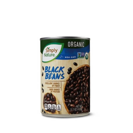 Simply Nature Black Beans
