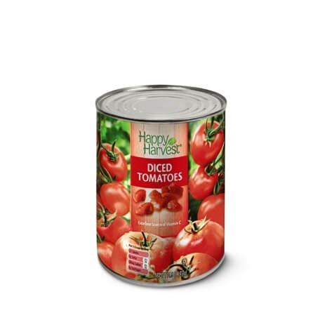 Happy Harvest Diced Tomatoes