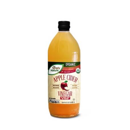 Simply Nature Organic Apple Cider Vinegar