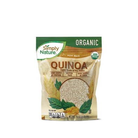 Simply Nature Organic Quinoa
