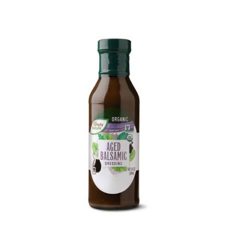 Simply Nature Organic Aged Balsamic Vinaigrette