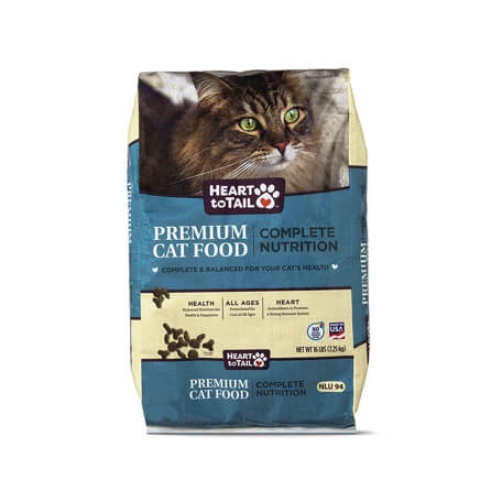Heart To Tail Complete Nutrition Dry Cat Food