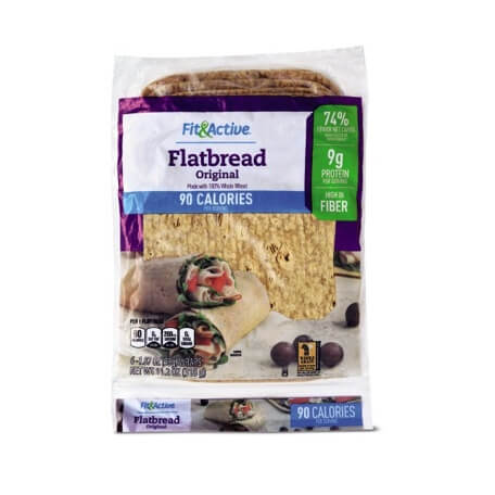 Fit & Active® Original Flatbread