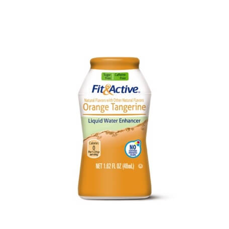Fit & Active® Orange Tangerine Liquid Water Enhancer