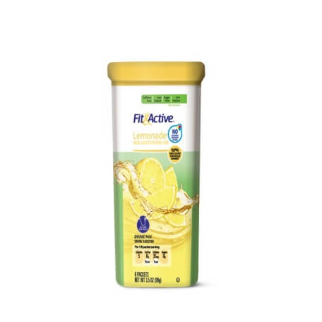 Fit & Active® Lemonade Drink Mix