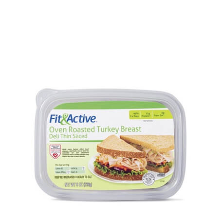 Fit & Active® Oven Roasted Turkey Breast