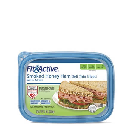 Fit & Active® Smoked Honey Ham