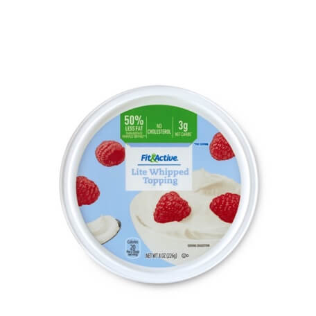 Fit & Active® Lite Whipped Topping