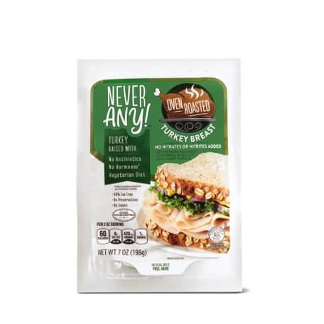 Never Any! Oven Roasted Turkey Breast