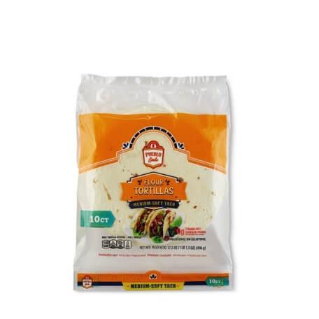 Pueblo Lindo Flour Tortillas
